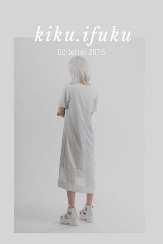kiku.ifuku Editorial 2016