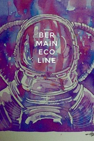 BER MAIN ECO LINE