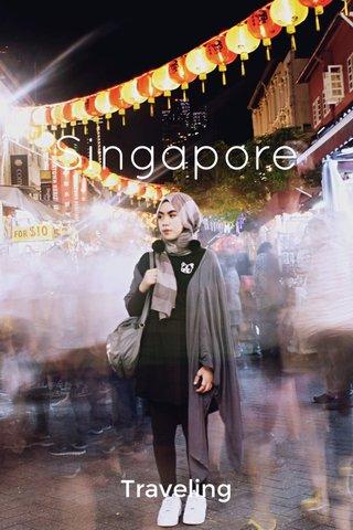 Singapore Traveling
