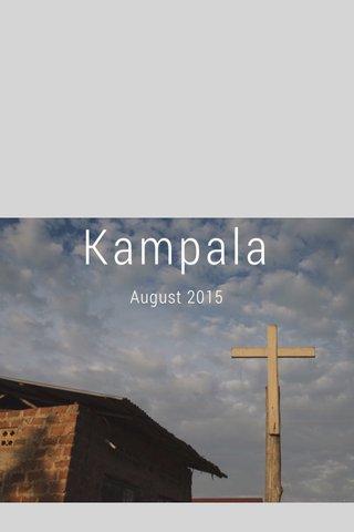 Kampala August 2015