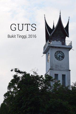 GUTS Bukit Tinggi, 2016