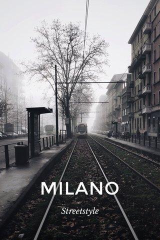 MILANO Streetstyle