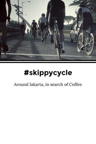 #skippycycle