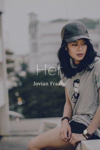 Her. Jovian Fraaije
