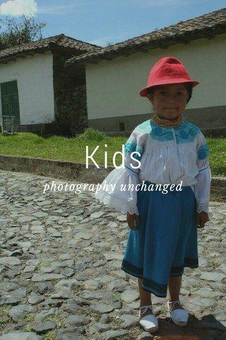 Kids photography unchanged