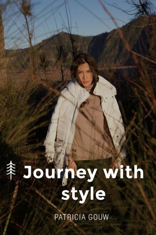 Journey with style PATRICIA GOUW
