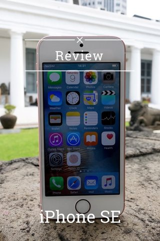 Review iPhone SE