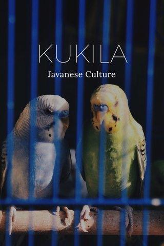 KUKILA Javanese Culture