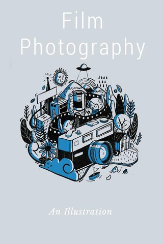 Film Photography An Illustration