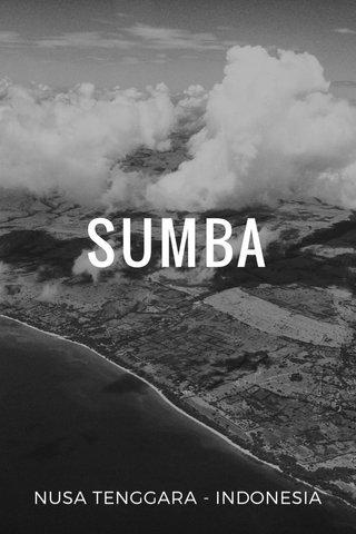 SUMBA NUSA TENGGARA - INDONESIA