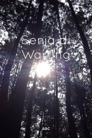 Senja di Warung aac