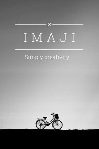 IMAJI Simply creativity