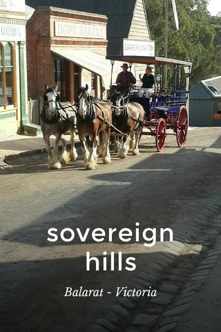 sovereign hills Balarat - Victoria