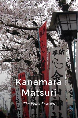 Kanamara Matsuri The Penis Festival