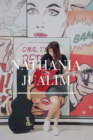 NATHANIA JUALIM Musician