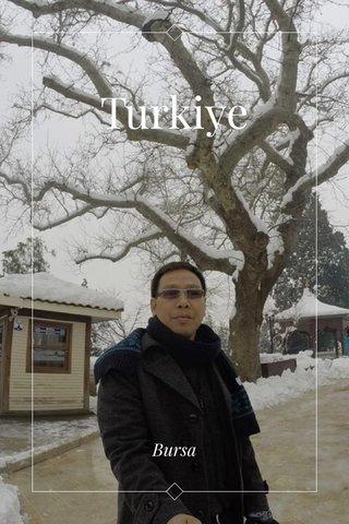 Turkiye Bursa