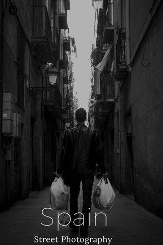 Spain Street Photography