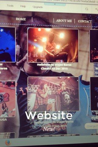 Website New!