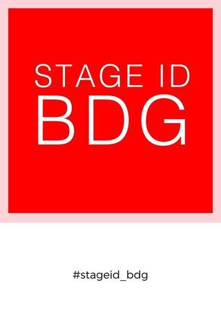 #stageid_bdg