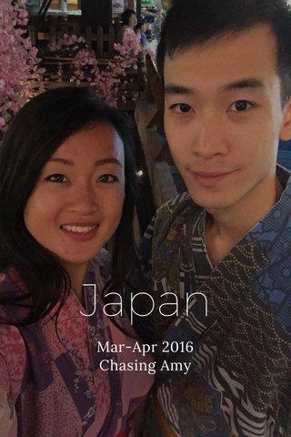 Japan Mar-Apr 2016 Chasing Amy