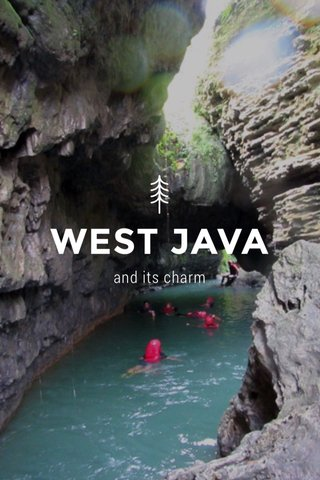 WEST JAVA and its charm