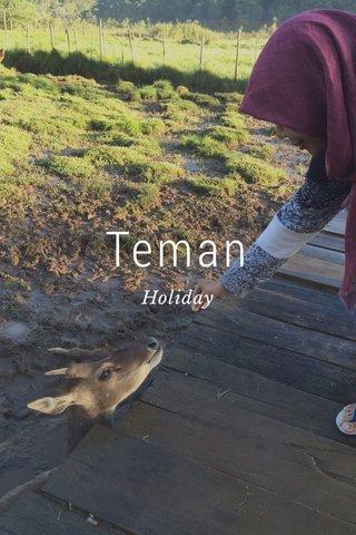 Teman Holiday