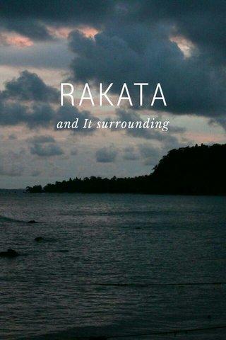 RAKATA and It surrounding islands