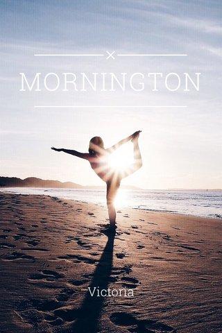MORNINGTON Victoria