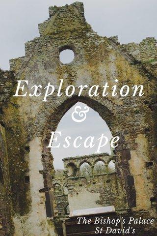Exploration & Escape The Bishop's Palace St David's