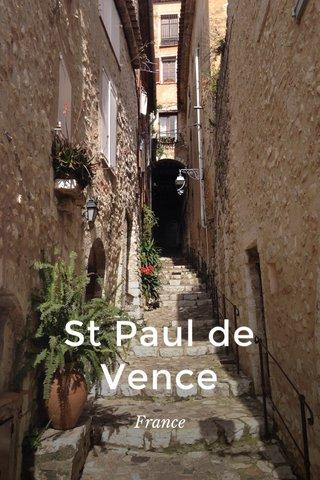 St Paul de Vence France