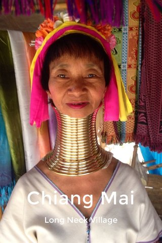 Chiang Mai Long Neck Village