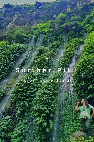 Sumber Pitu Pujon, Jawa Timur