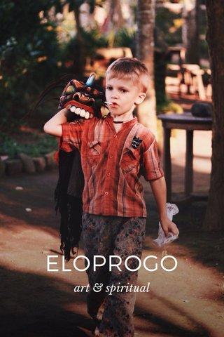 ELOPROGO art & spiritual