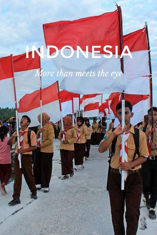 INDONESIA More than meets the eye