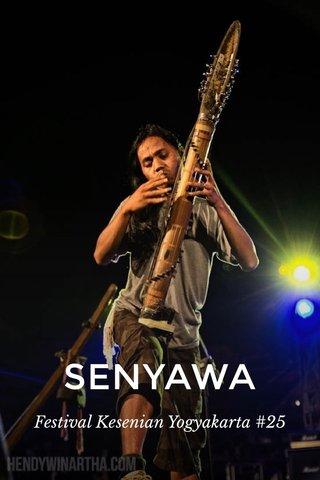 SENYAWA Festival Kesenian Yogyakarta #25