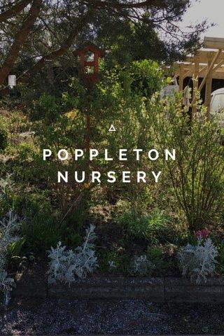POPPLETON NURSERY