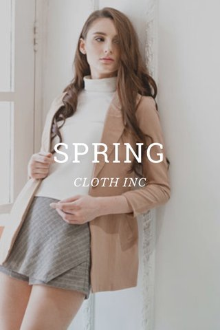 SPRING CLOTH INC