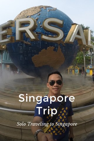 Singapore Trip Solo Traveling to Singapore