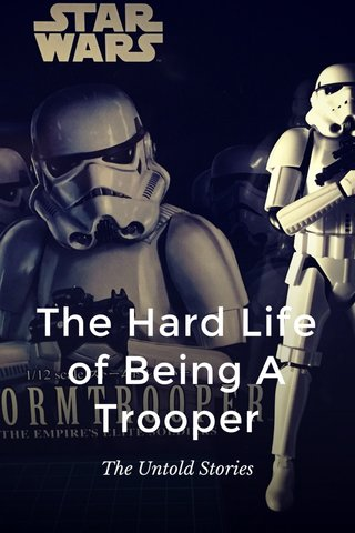 The Hard Life of Being A Trooper The Untold Stories