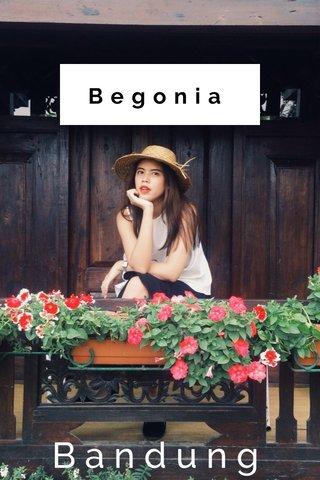 Begonia Bandung #bandung #stellerid #stellerstories #indonesia #style