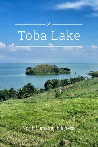 Toba Lake North Sumatra, Indonesia