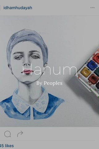 Hanum By Peoples