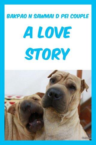 A love story bakpao n sawmai d pei couple