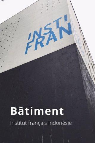 Bâtiment Institut français Indonésie