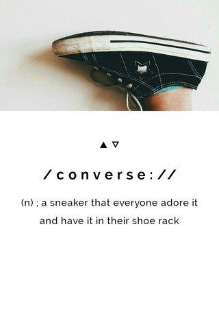 /converse://