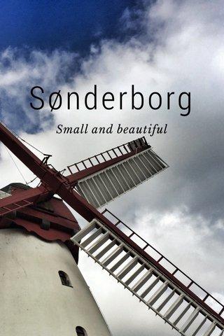 Sønderborg Small and beautiful