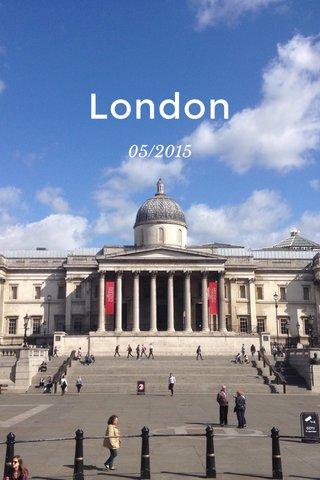 London 05/2015