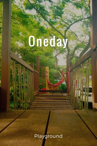 Oneday Playground