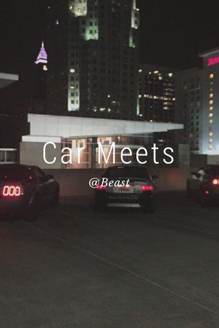 Car Meets @Beast