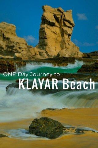 KLAYAR Beach ONE Day Journey to